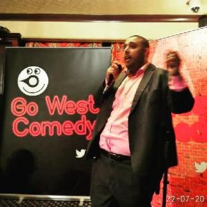 Go Wet Comedy Club