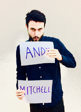 Photo of Andy Mitchell