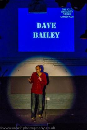 Photo of Dave Bailey