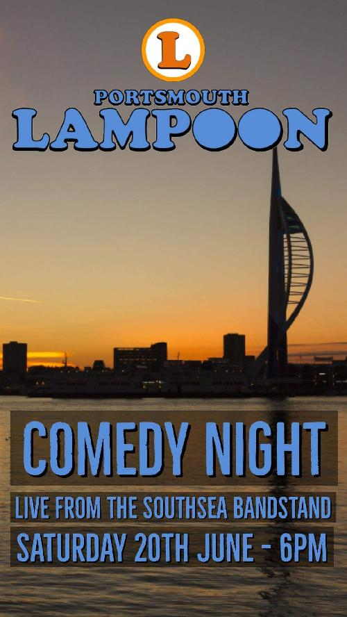 Stand Up Saturdays Lampoon Portsmouth