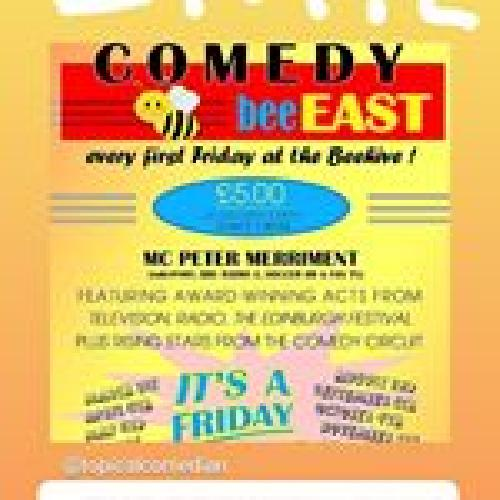 Comedy Be East with Sandra Hale and Darcie Silver