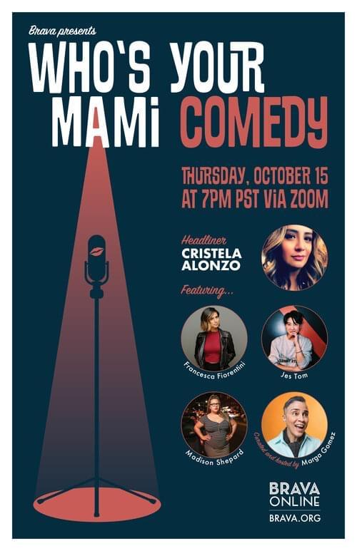 Who's Your Mami Comedy