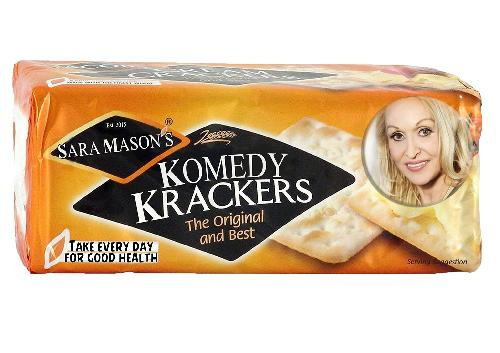 Komedy Krackers
