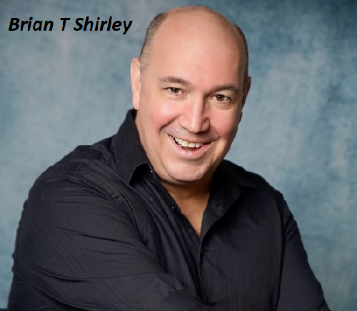 Comedian/Actor Brian T Shirley