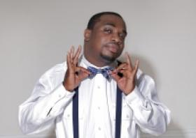 Photo of Comedian Fredo Davis