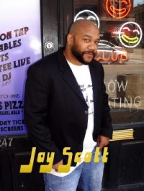 Photo of Comedian Jay Scott