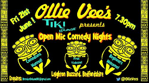 Open Mic - Leighton Buzzard - Bedfordshire