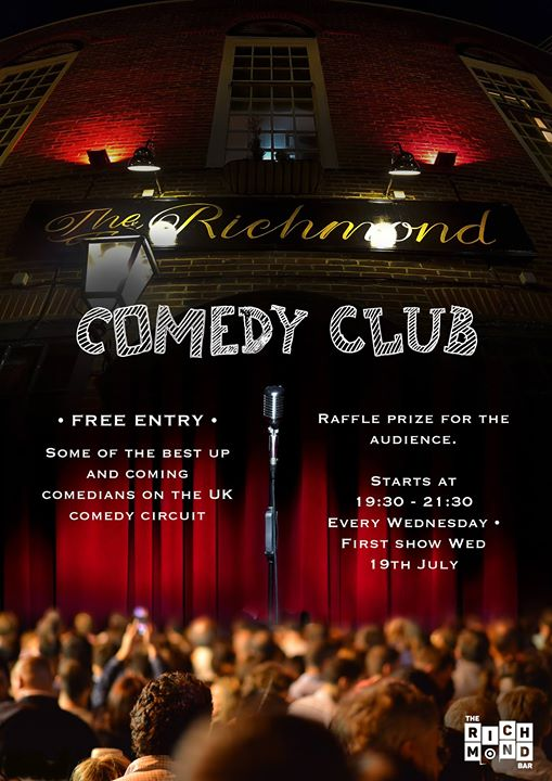Richmond Comedy Club Brighton Free