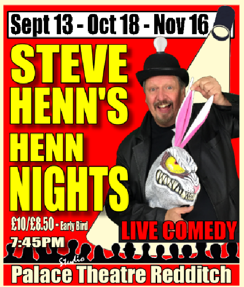 Steve Henn's Henn Nights