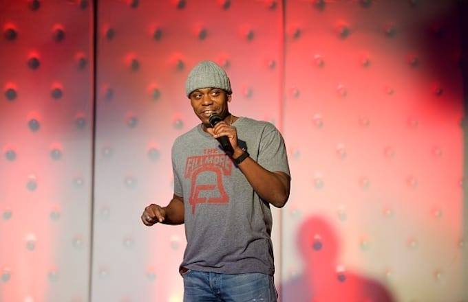 Dave Chappelle Live Performance Series in NYC