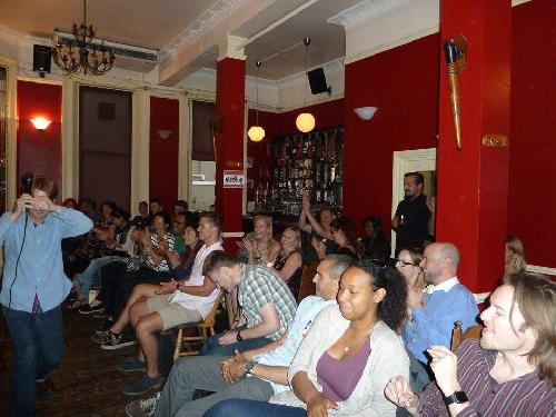 Free comedy in Hammersmith