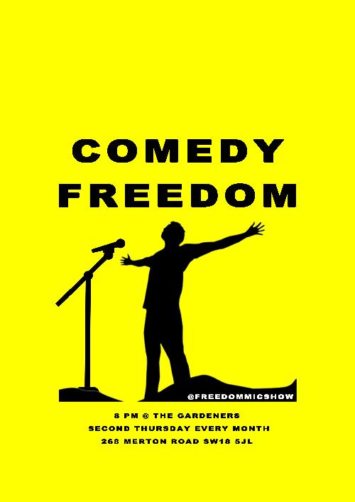 Comedy Freedom