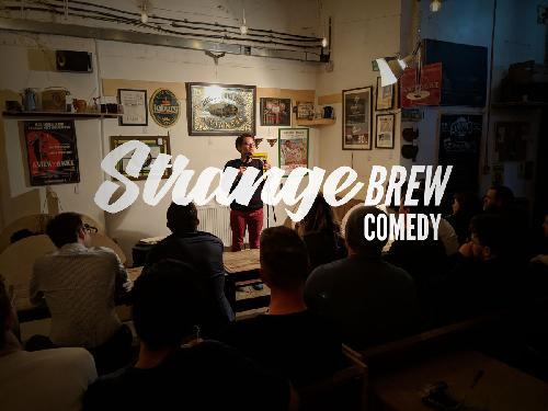 Strange Brew Comedy Night 26 June