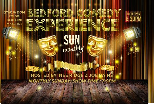 Bedford Comedy Experience FREE