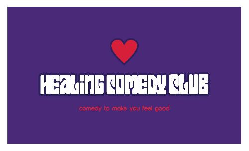 Healing Comedy Club, at the Grange Pub.