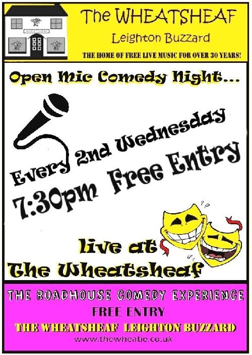 Road House Comedy Night