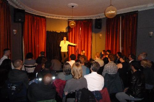 Upstairs Comedy @ The Castle