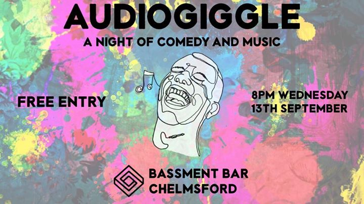 AudioGiggle at Bassment