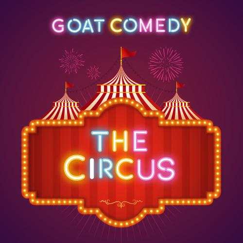 GOAT Comedy - Chortle Award Winning Best Comedy Night in the South 2018 & 2019