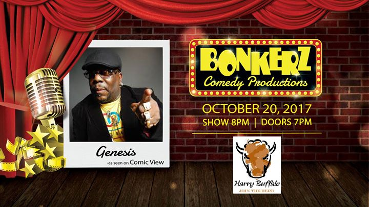 Genesis at Bonkerz Comedy Club - Downtown Orlando